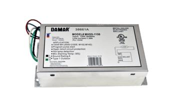 DAMAR EL150WMHSLF 150W eHID Ballast