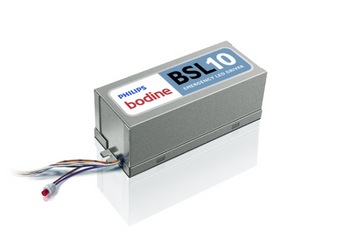 Bodine BSL10 LED Emergency Driver - Extreme Temperature