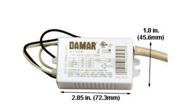 26529B DAMAR 22W Circline Ballast