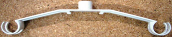 13827BR TCP Bracket with Threaded Cup