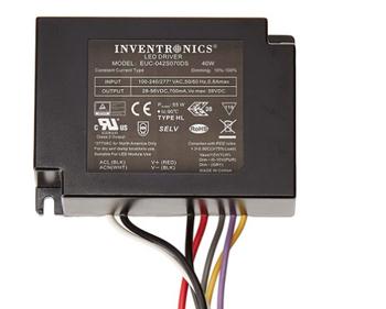 EUC-042S070DS Inventronics LED Driver