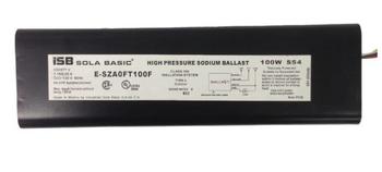 E-SZA0FT100F Sola 100W HPS F-can Ballast