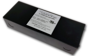 FL-300W-24V-LED-DIM3 Futura Dimmable Power Supply in Enclosure