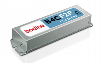 B4CF2P Cold-Pak Bodine Emergency Lighting Ballast