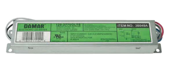 LEDD120-277VAC/12VDC-60W Damar LED Driver Constant-Voltage 60W 12VDC