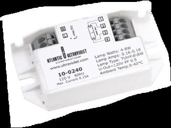 10-0240 Surelite Ballast - 4/6/8 Watt T5