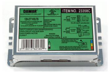 EL242CF-120-277HF Damar Electronic Ballast