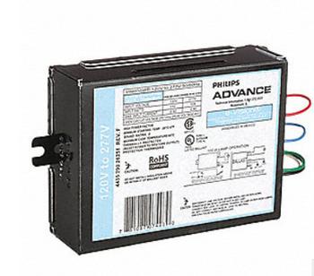 IMH-100-B-LF Advance 100W Electronic Metal Halide Ballast - Side Leads Mounting Feet