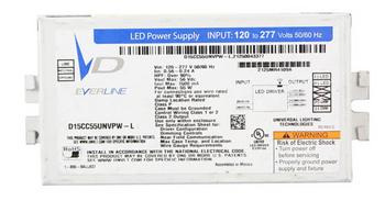 D15CC55UNVPW-L Universal EVERLINE LED Driver