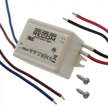 RACD03-500 RECOM Power LED Driver