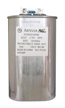 Z93S5232NN/3726-MF Aerovox Metal Capacitor - 525V 1500W 32UF