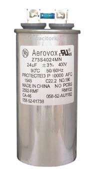 Z74S4824MN Aerovox Metal Capacitor - 480V 1000W 24UF