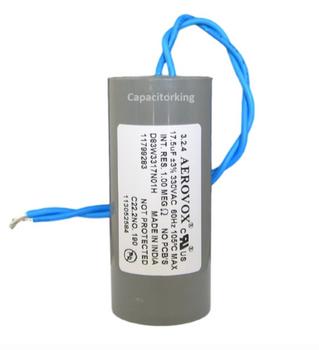 D83W3317N Aerovox Metal Capacitor - 330V 250W 17.5UF