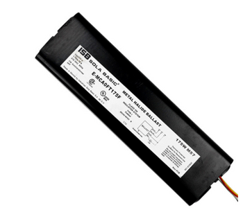 E-MCA0FT175F Sola Metal Halide Fcan Ballast 175W M57 H39