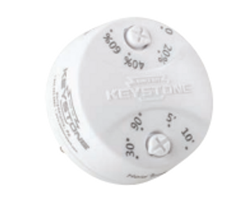 KTS-MW1-12V-AUX Keystone Smart Port LED Microwave Occupancy Sensor
