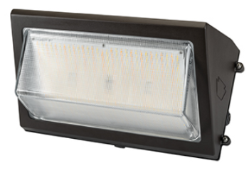 KT-WPLED120-L1-8CSB-VDIM Keystone Non-Cutoff LED Wallpack