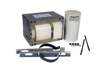 16G1290 Valmont Metal Halide Ballast - 175W Quad-Tap