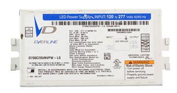 D700C20UNVPW-LS Universal EVERLINE LED Driver