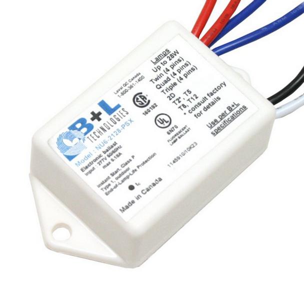 B+L NU6-2128-PSX 277V