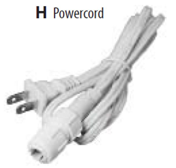 RLM-LED-POWERCORD 73241