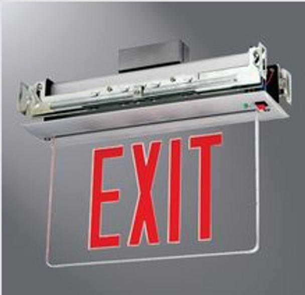 Cooper REURA18R Exit Sign