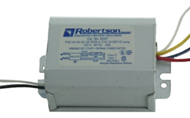 SS2P Robertson Magnetic Ballasts on