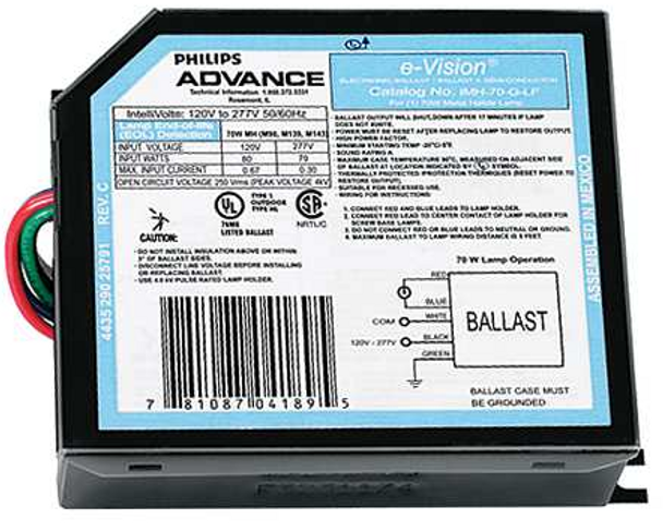 IMH-70-G-LF Advance metal halide
