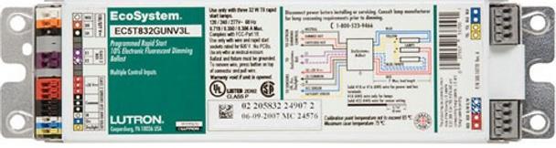 Lutron EC5T832GUNV2