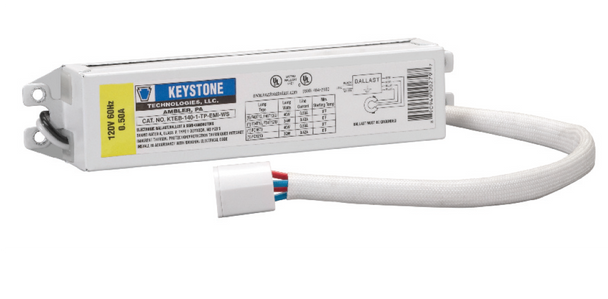 KTEB-140-1-TP-EMI-WS Keystone Circline Ballast