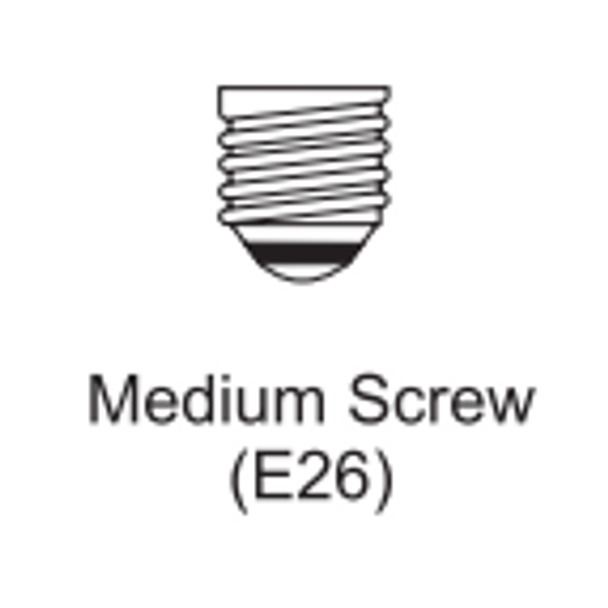 Base: Medium Screw
