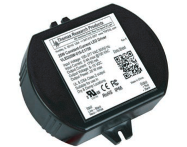 VLED25W-025-C1050-D Thomas Research LED Driver
