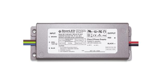 SloanLED 701507-60C2 60W 12V LED Driver