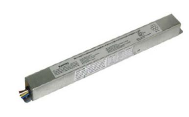 Low Profile T5 Flourescent Emergency Ballast 500 Lumens Time Delay BALT5-500TD