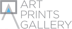 Art Prints Gallery logo