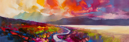 Raasay Road by Scott Naismith