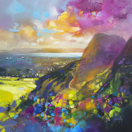 Arthurs Seat by Scott Naismith