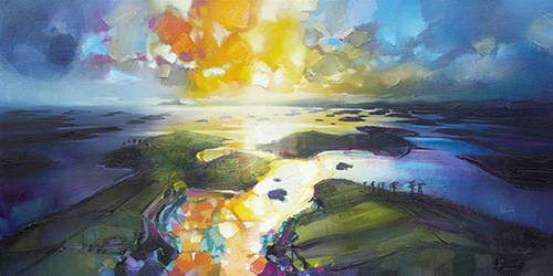 Claw Bay County Mayo by Scott Naismith