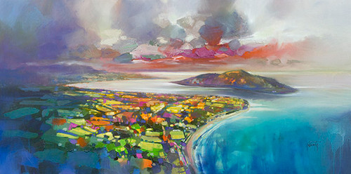 Whiting Bay Arran by Scott Naismith