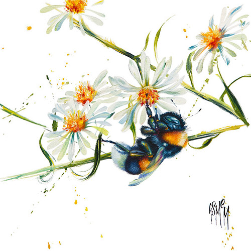 Lazy Daisy by Georgina McMaster