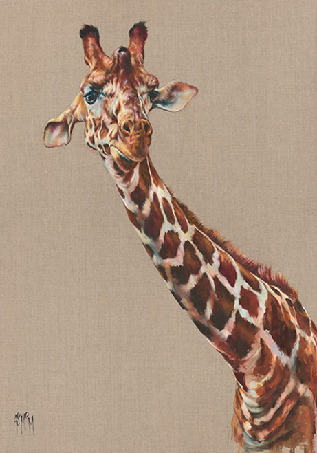 Gentle Giant (Limited Edition) by Georgina McMaster