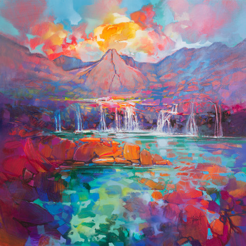 Fairy Pools Skye (Limited Edition) by Scott Naismith