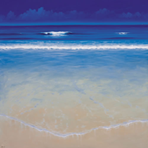 Tranquil Shore by Derek Hare