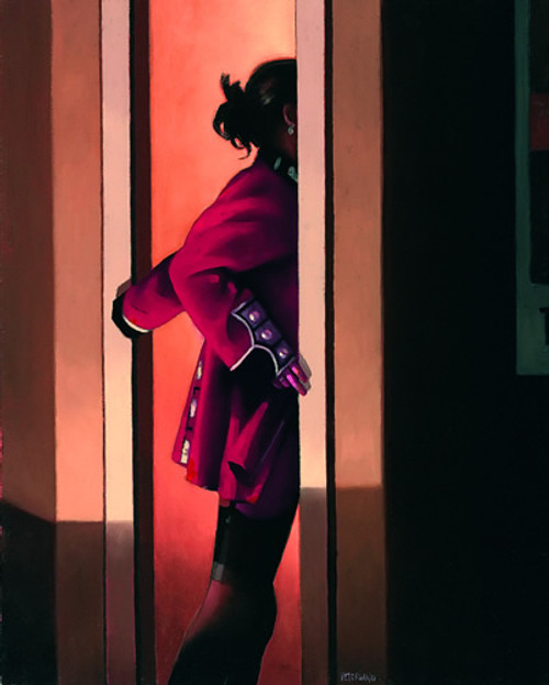 On Parade by Jack Vettriano