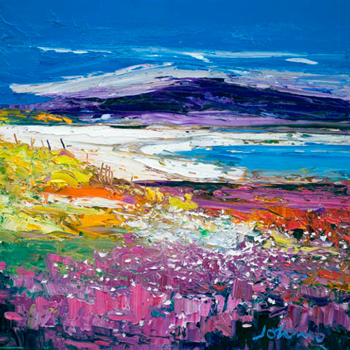 Halaman Bay, Isle of Harris by John Lowrie Morrison