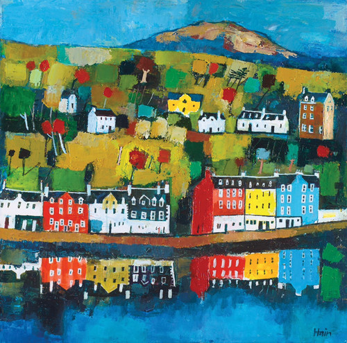 Tobermory, Mull by Rob Hain
