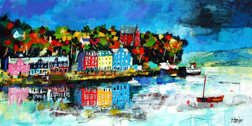 Still Water, Tobermory by Rob Hain
