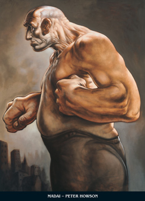 Madai by Peter Howson OBE