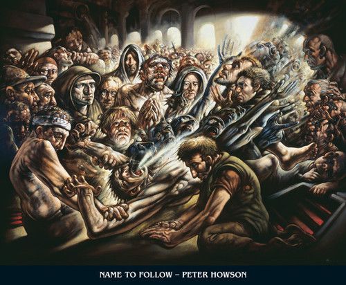 Legion by Peter Howson OBE