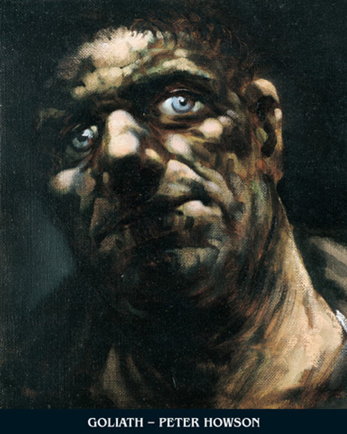 Goliath by Peter Howson OBE
