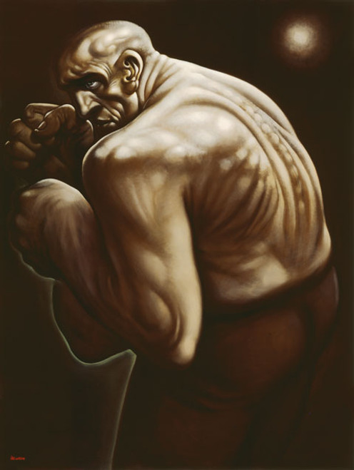 Mr Great Heart by Peter Howson OBE